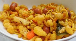 Farsan - Indian mixture