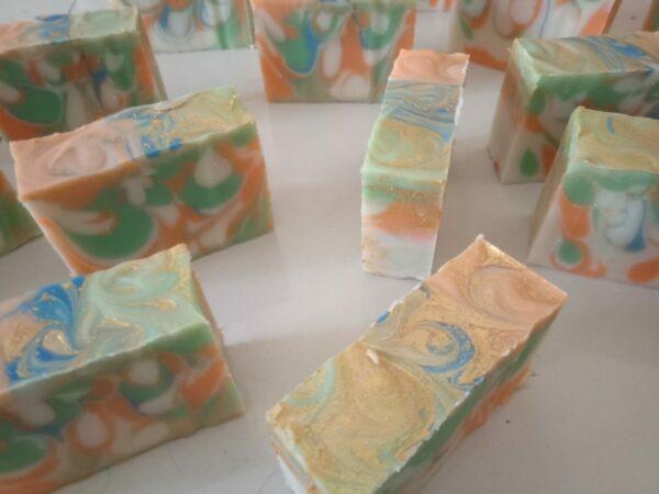 Samabhaav (समभाव) handmade art soap 6
