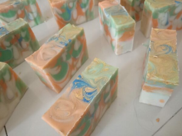 Samabhaav (समभाव) handmade art soap 3